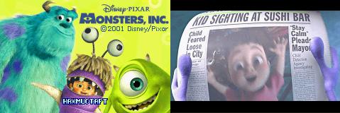 Monsters, Inc. (P)