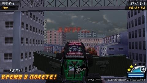 Monster Jam: Urban Assault [ULUS-10379] (P)