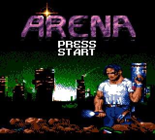 Arena - Maze of Death (UE) [!]