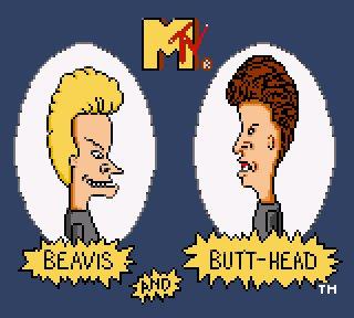Beavis and Butt-head (U)