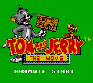 Tom and Jerry - The Movie (UE) [!]